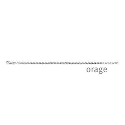 Orage - armband zilver - A1185 - 20cm