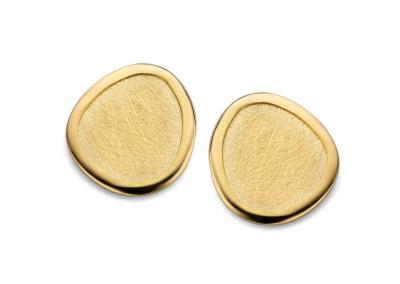 Femme Adorée - oorringen 18kt geel goud - 0100108