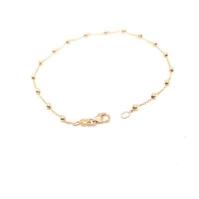 Armband 18kt geel goud - BR52020