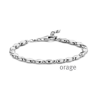 Orage -armband zilver - A1186 - 20cm