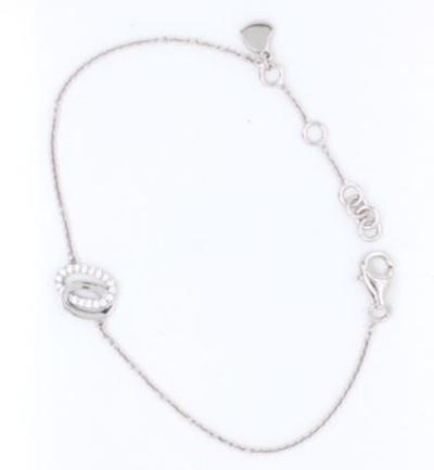 Armband zilver - 90-10267-610-99-018
