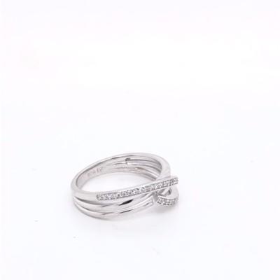 Ring zilver 50-10853-610-99 48