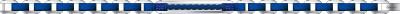 Zancan - Armband - Staal EHB211
