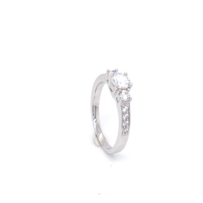 Ring zilver 50-10409-610-99 48