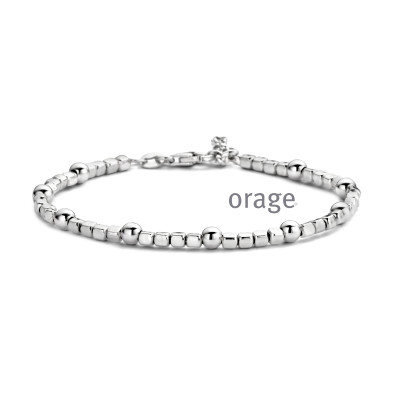 Orage - Armband zilver - A1162