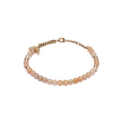 Didyma - Armband voor dames met edelstenen - Zonnesteen - CH2