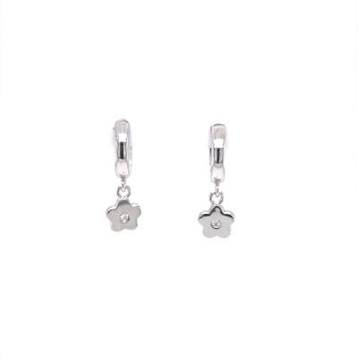 Oorringen - creolen zilver - 37-10196-610-99