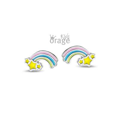 Orage - kinderoorringen zilver - K2002 - O/3538/A