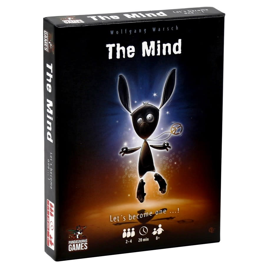 The Mind Family Card Game