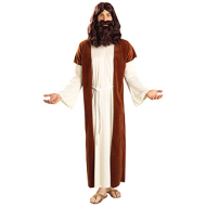 Biblical Jesus - Religious fits 42 inch chest