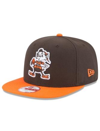 9d26006655e New Era. New Era NFL Historic Cleveland Browns Elf Baycik 9FIFTY Snapback