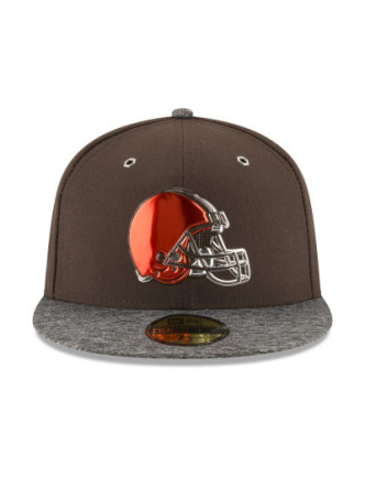 0307588c05d New Era. Cleveland Browns 2016 NFL Draft On Stage ...