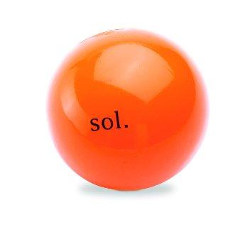 Planet Dog Orbee-Tuff Sol Dog Toy, 6