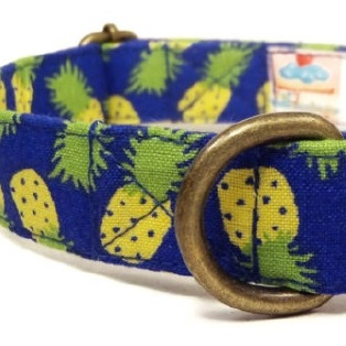 Very Vintage Pineapple Express Leash