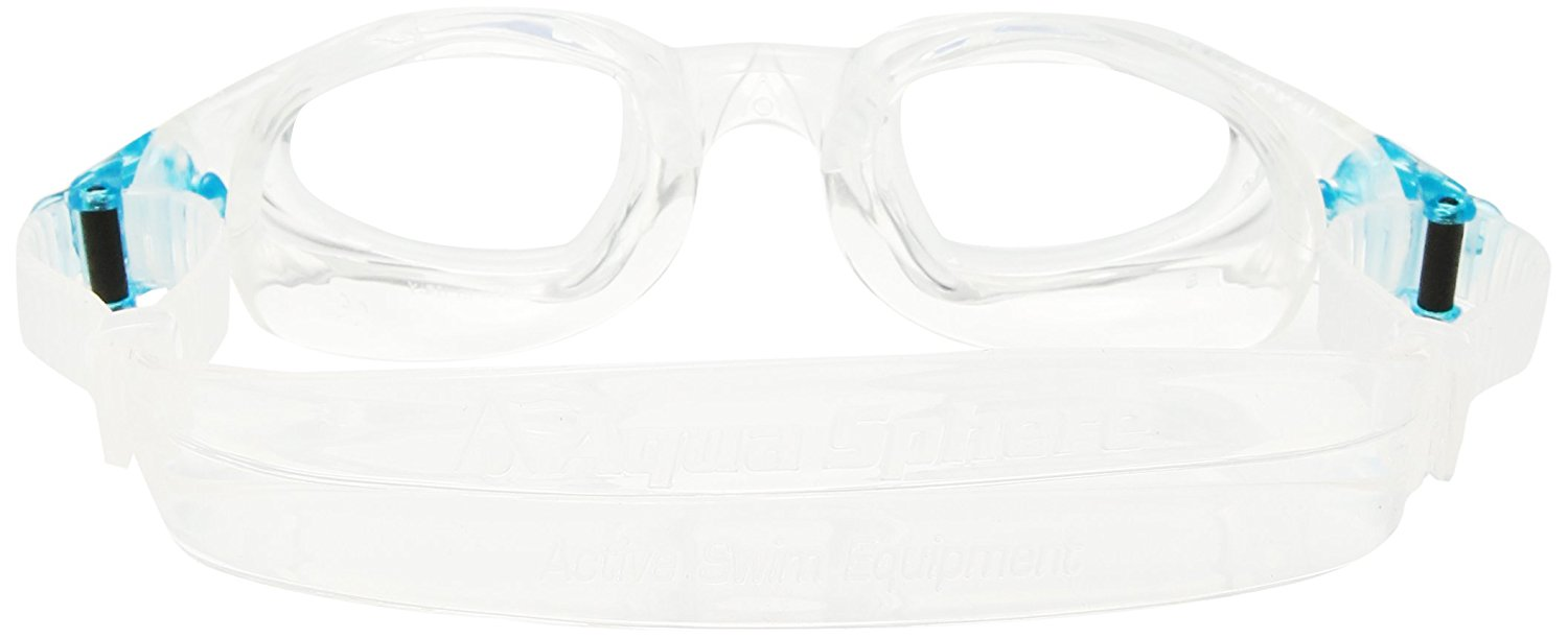 49799dab6816 Aqua Sphere Mako Goggle Clear Lens One Size Translucent aqua. About this  product. Picture 1 of 4  Picture 2 of 4  Picture 3 of 4 ...