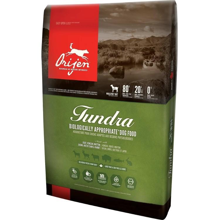 Orijen Tundra Grain-Free Dry Dog Food 4.5lbs
