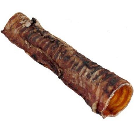 "Jones Natural Chews Windee 12"" Beef Trachea Dog Treat"