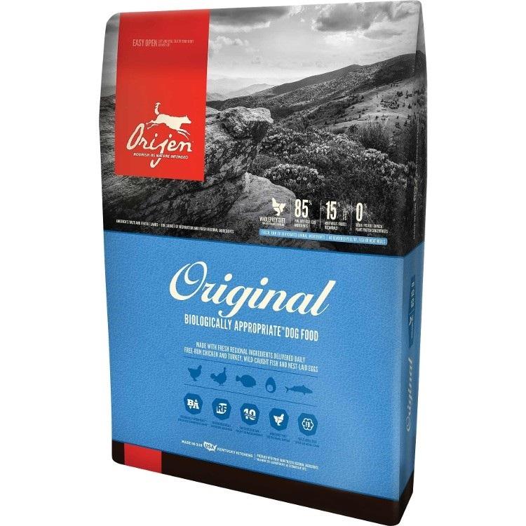 Orijen Adult Grain-Free Dry Dog Food 4.5lbs