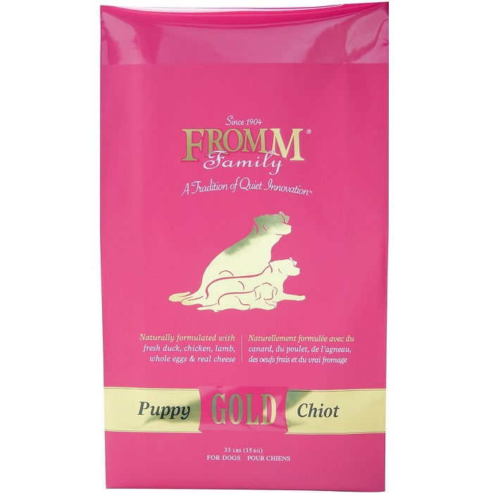Fromm Gold Holistic Puppy Dry Dog Food 33lbs