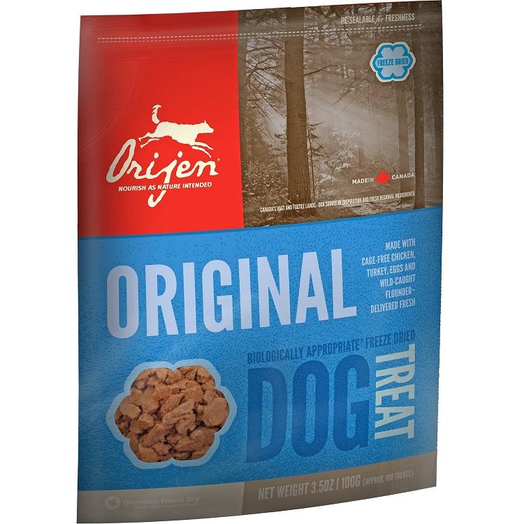 Orijen Grain-Free Original Freeze Dried Dog Treats 3.5z