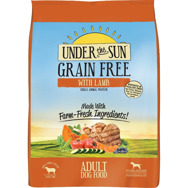 Canidae 'Under The Sun' Grain-Free Lamb Dry Dog Food 25lbs