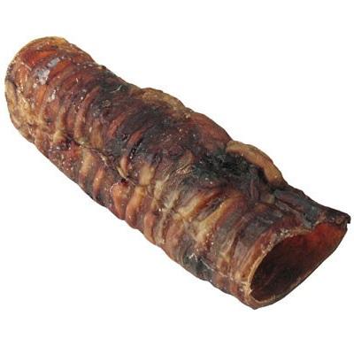 "Jones Natural Chews Windee 6"" Beef Trachea Dog Treat"