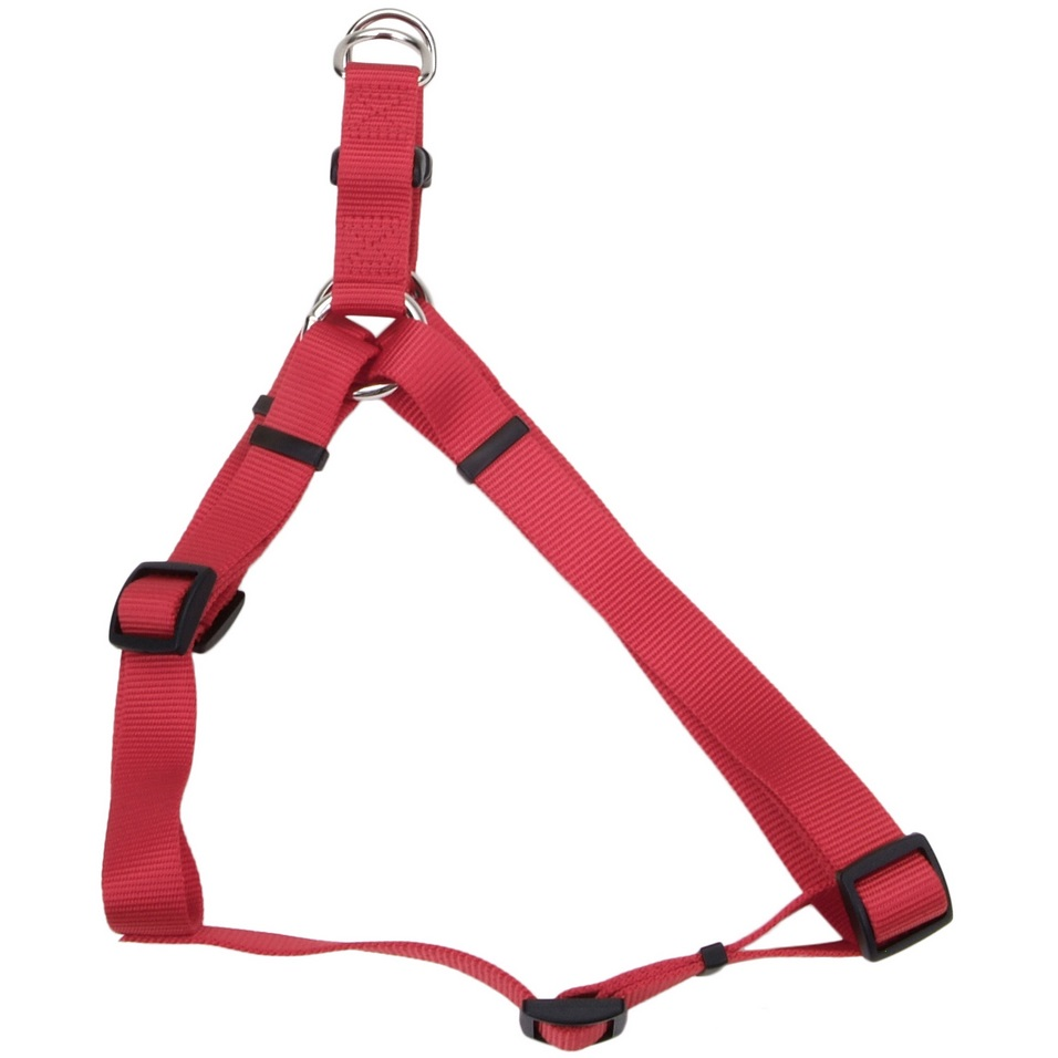 Coastal Harness Red - Large