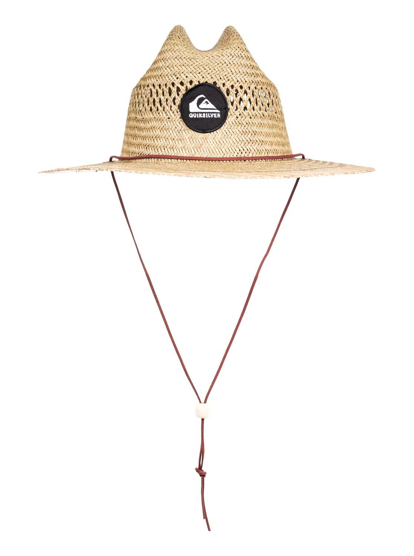 Quiksilver Pierside SlimBot Mens Hat YEF0 L XL b10756a22d18