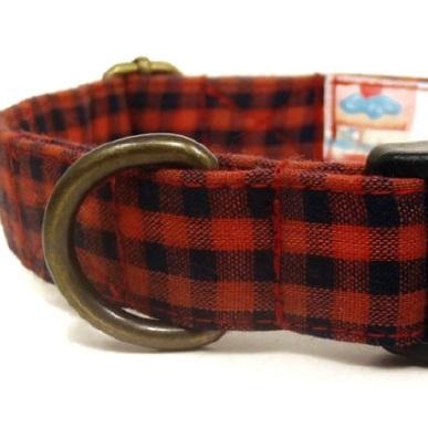 Very Vintage 'Lumberjack' Leash