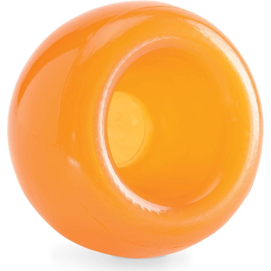 Planet Dog Orbee-Tuff Snoop Dog Toy - Orange