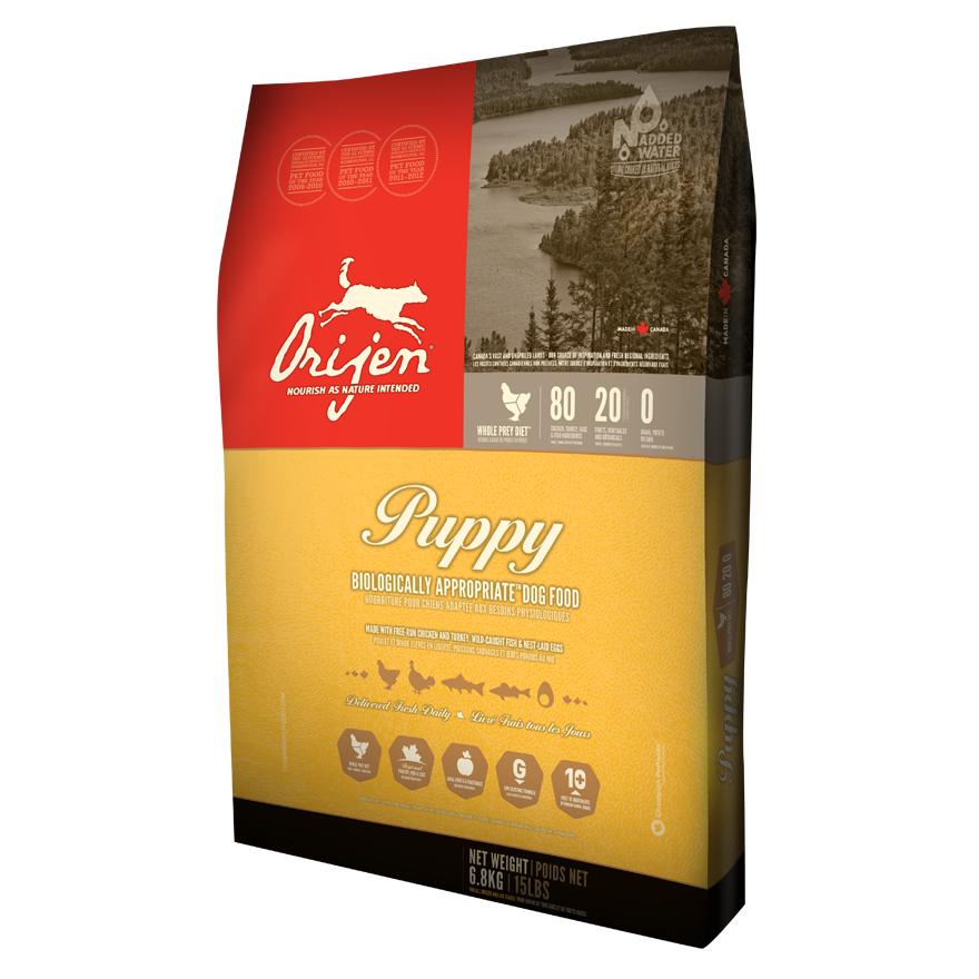 Orijen Puppy Grain-Free Dry Dog Food 4.5lbs