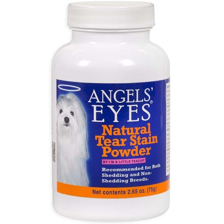 Angels' Eyes Natural Tear Stain Powder for Dogs 2.65z