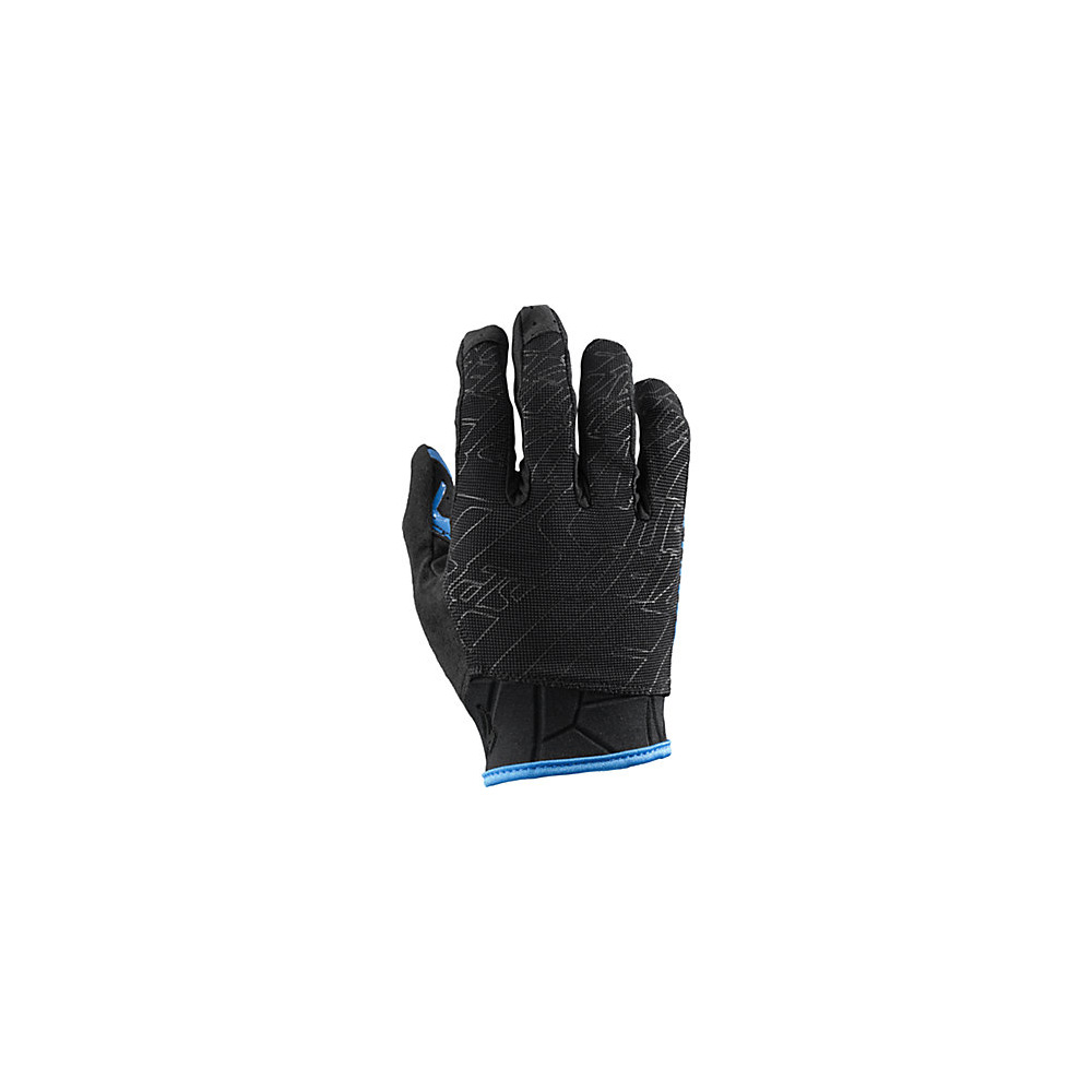 Specialized Lodown Glove Black//Neon Blue X-Large