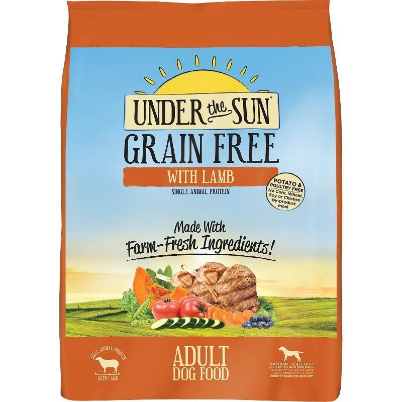 Canidae 'Under The Sun' Grain-Free Lamb Dry Dog Food 4lbs