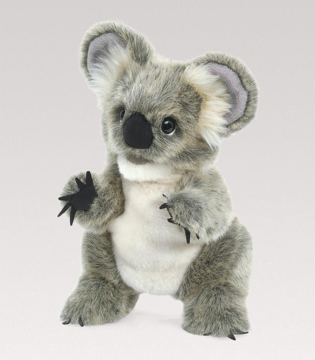 Baby Koala Puppet