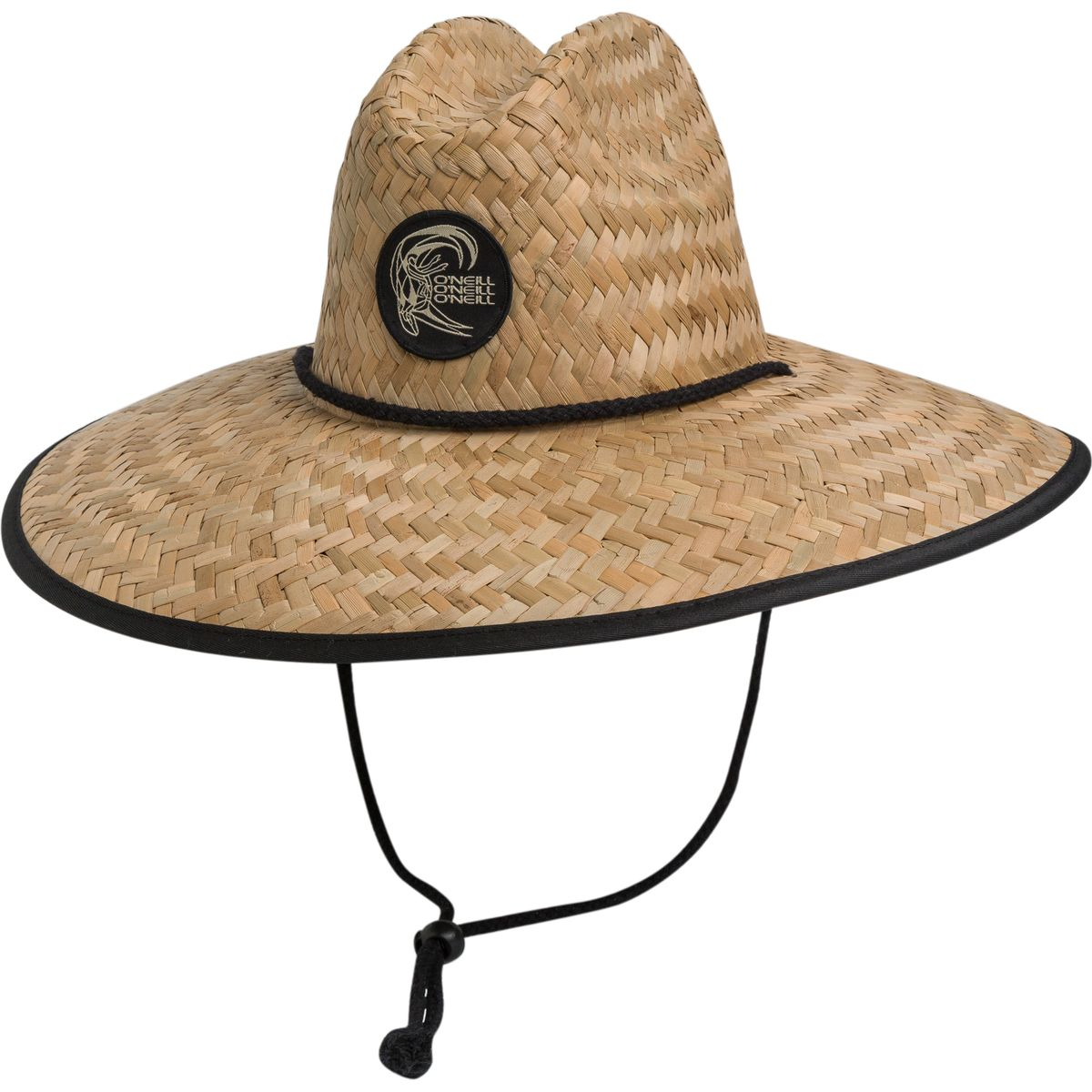 O Neill Sonoma Straw Hat Natural OS 886482555357  dc289a135c2