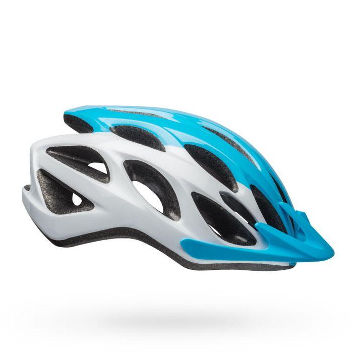 Bell Strut Helmet Wht//Teal Slant UW