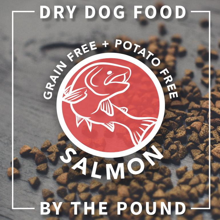 DOG Naked Salmon Dry Food By the Pound Grain-Free