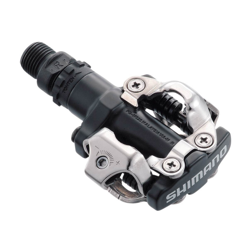 thumbnail 4 - Shimano M520 Clipless Pedals w/Cleat