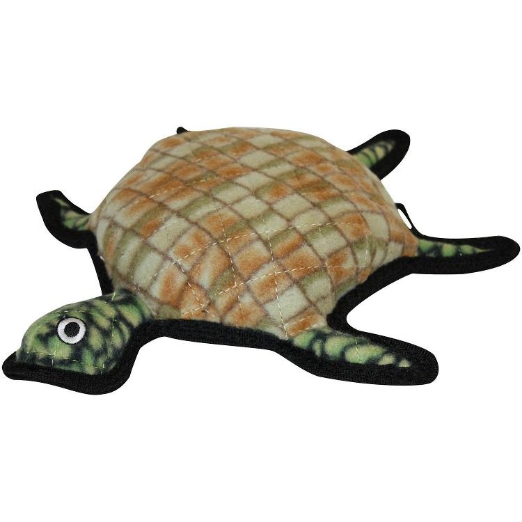Tuffy Ocean Creature Turtle Burtle Dog Toy