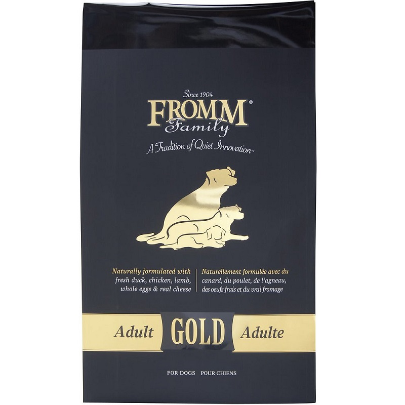 Fromm Gold Holistic Adult Dry Dog Food 5lbs