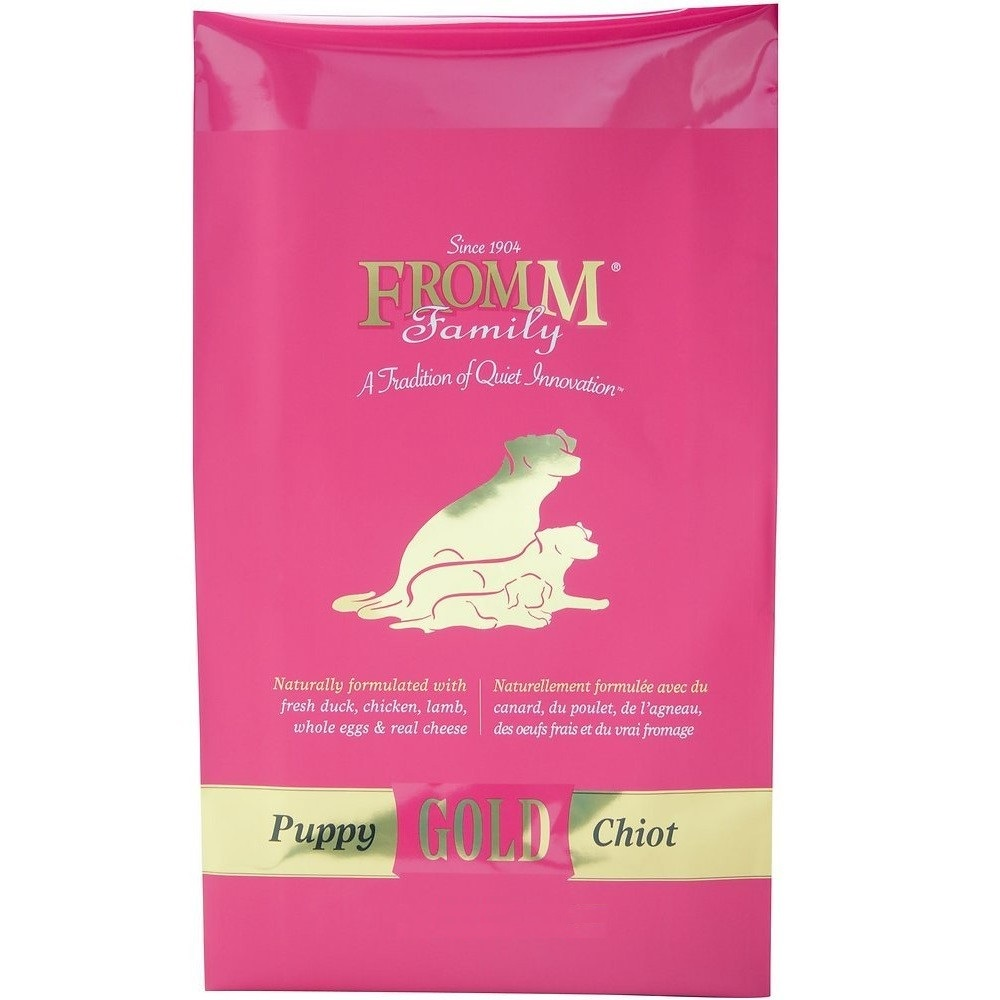 Fromm Gold Holistic Puppy Dry Dog Food 5lbs