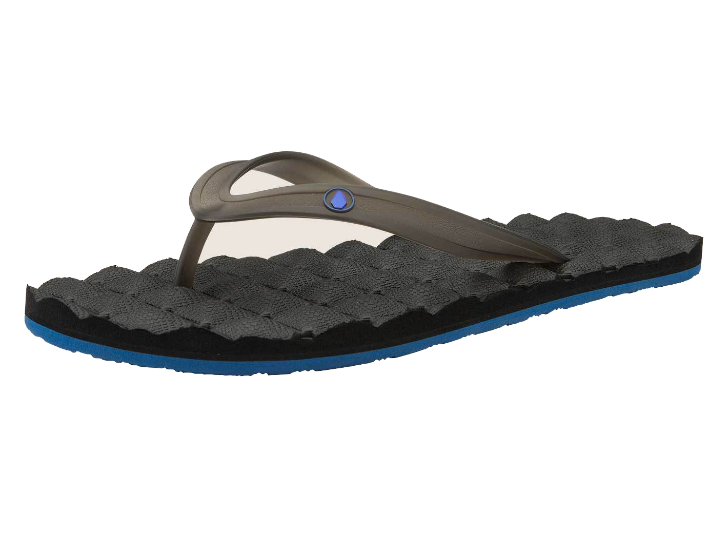 Volcom Recliner Rubber 2 Mens Sandal Ebay
