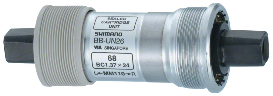 Shimano-UN26-Square-Taper-English-Bottom-Bracket thumbnail 3