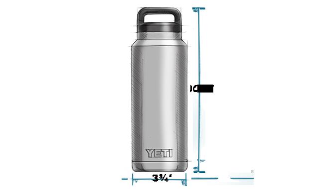 Yeti Rambler Sale >> Yeti Coolers Rambler Bottle Stainless Steel 26oz For Sale Online Ebay