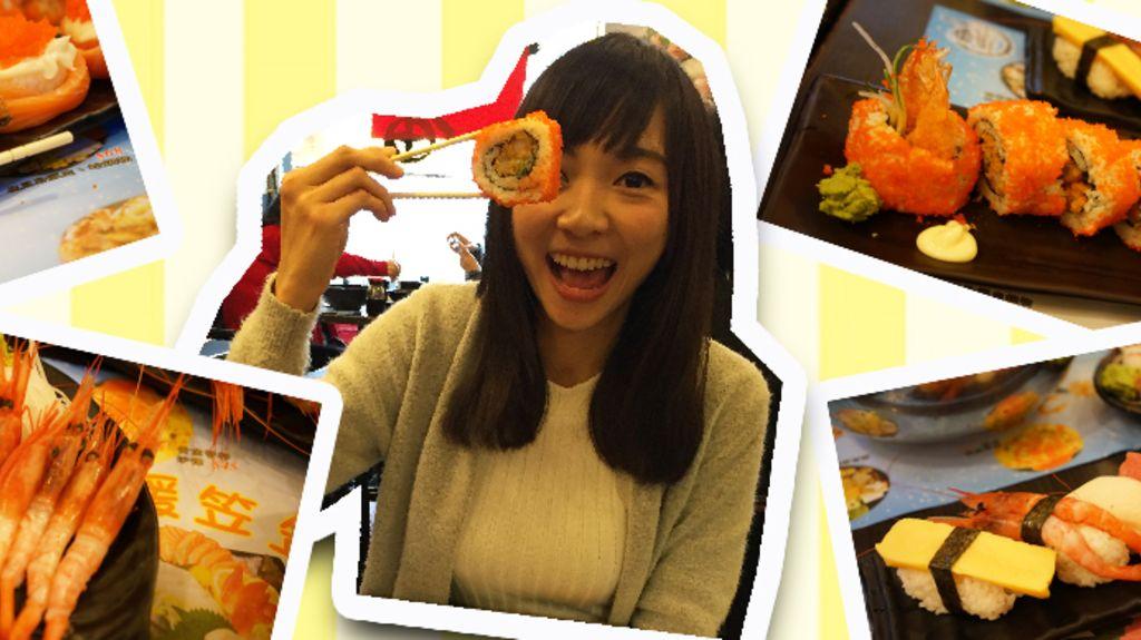 【假日必食】元朗大碼壽司