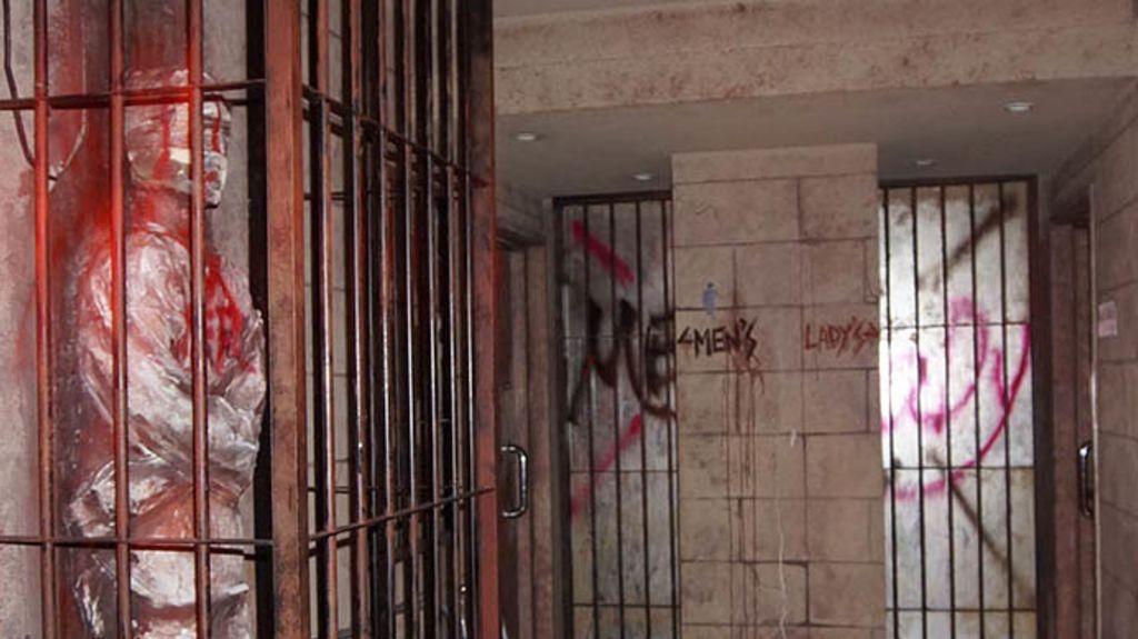 索爆護士!涉谷監獄醫院主題餐廳-Alcatraz-er!