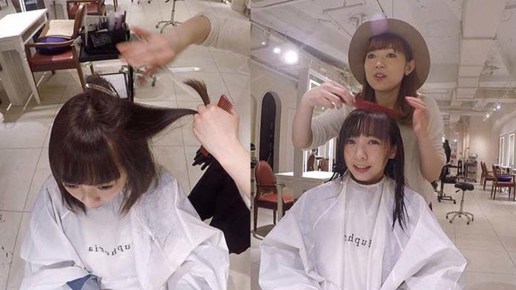 【識剪一定喺日本剪】寶欣帶你去日本剪頭髮(上)