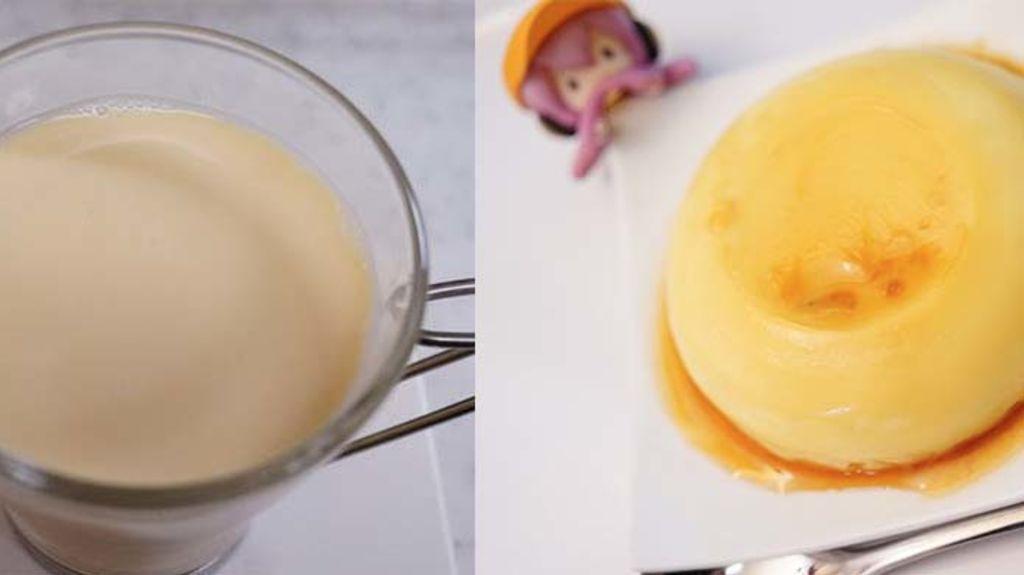 【簡易食譜】用微波爐整雞蛋布丁!