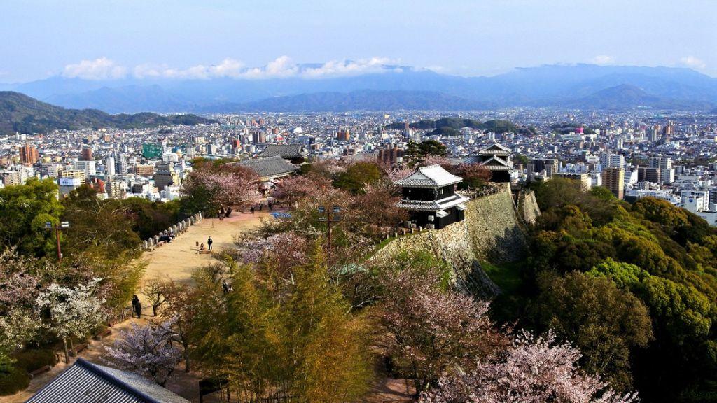 【遊記】日本.愛媛.松山城